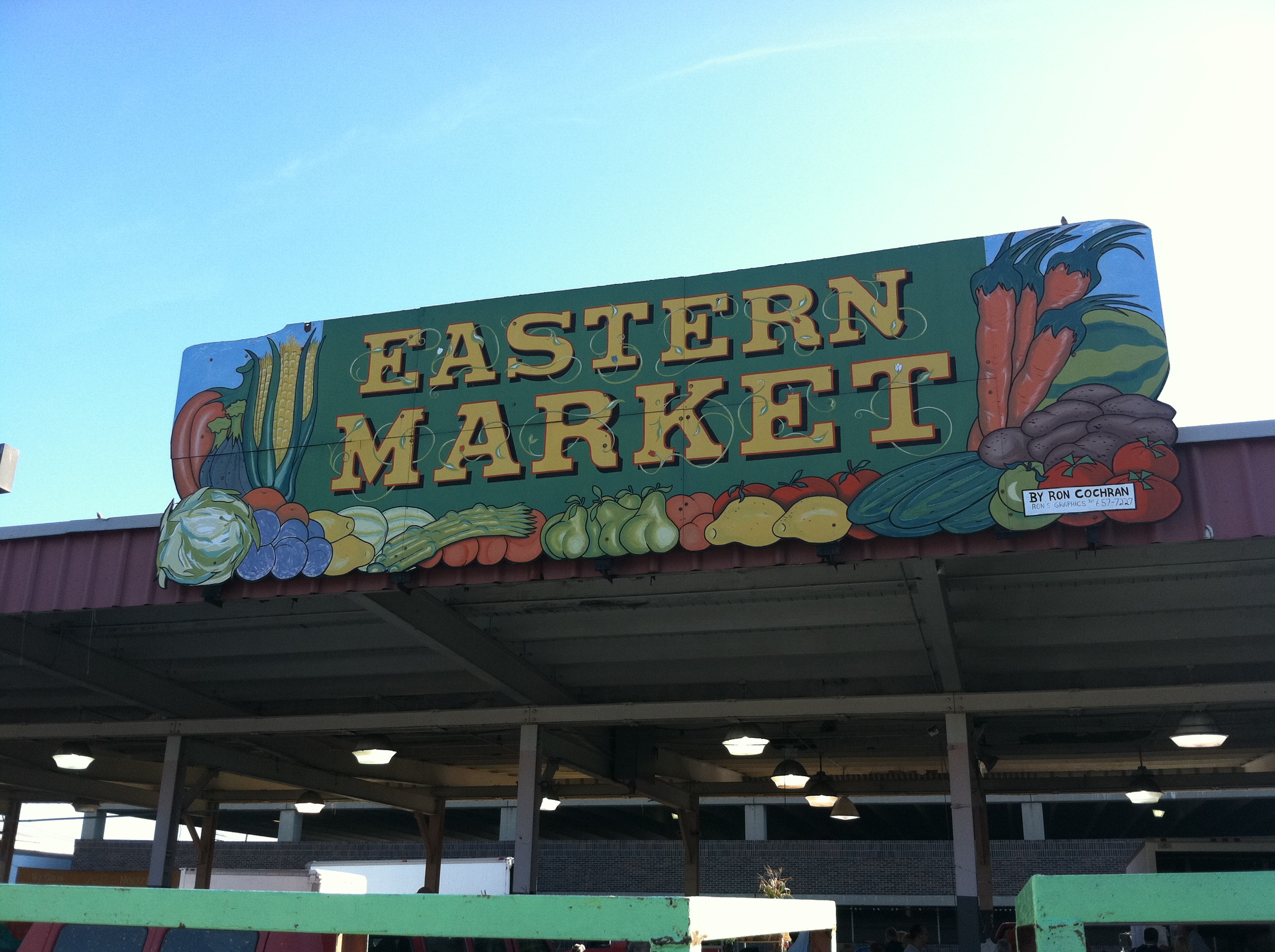 Visiting detroit s eastern market my2fish a blog about for Detroit fish market