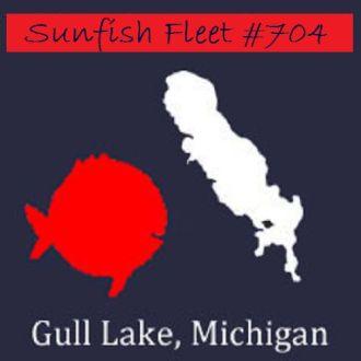 Gull Lake Sunfish Fleet
