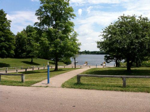 ford lake ramps