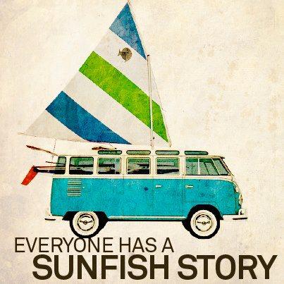 sunfish story VW