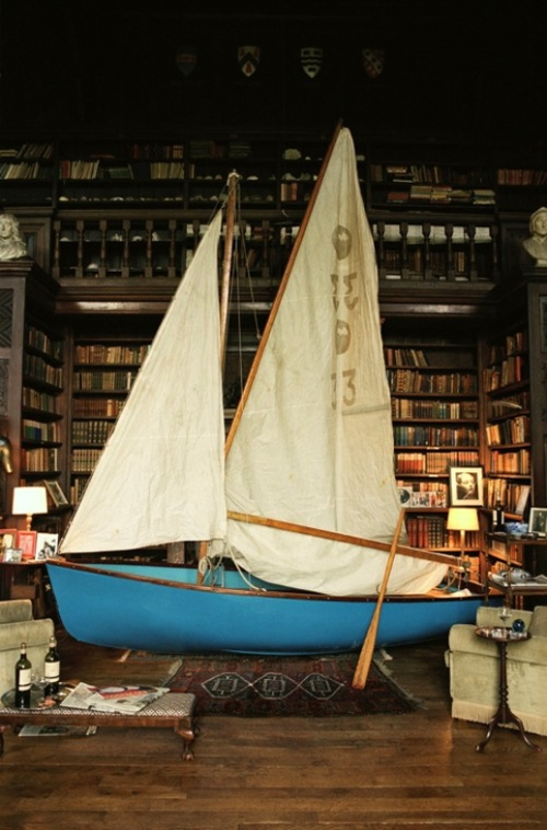 nautical library