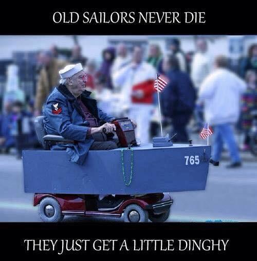 old sailors