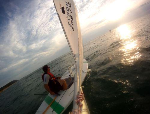 sunfish gopro snap