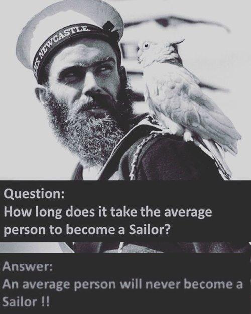 average-sailor