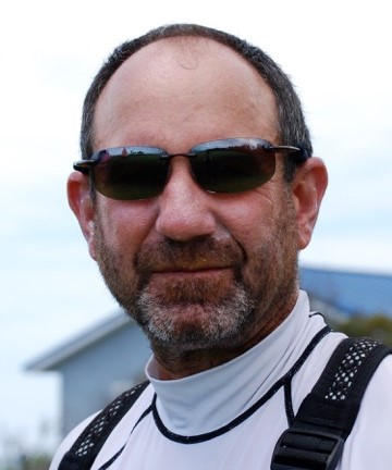 Larry Mass (photo via Sunfish Class website)