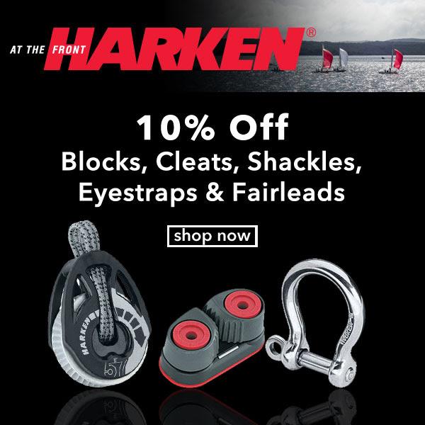 harken | my2fish: a blog about sunfish sailing